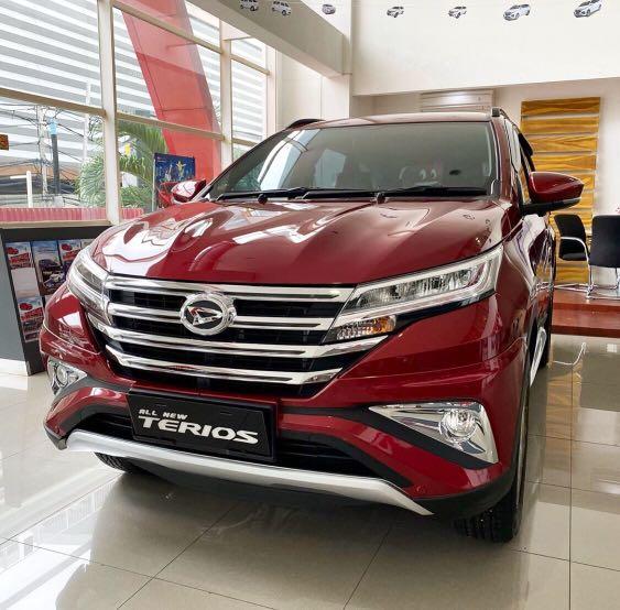 DP RINGAN Daihatsu Terios mulai 20 jutaan. Daihatsu Pamulang