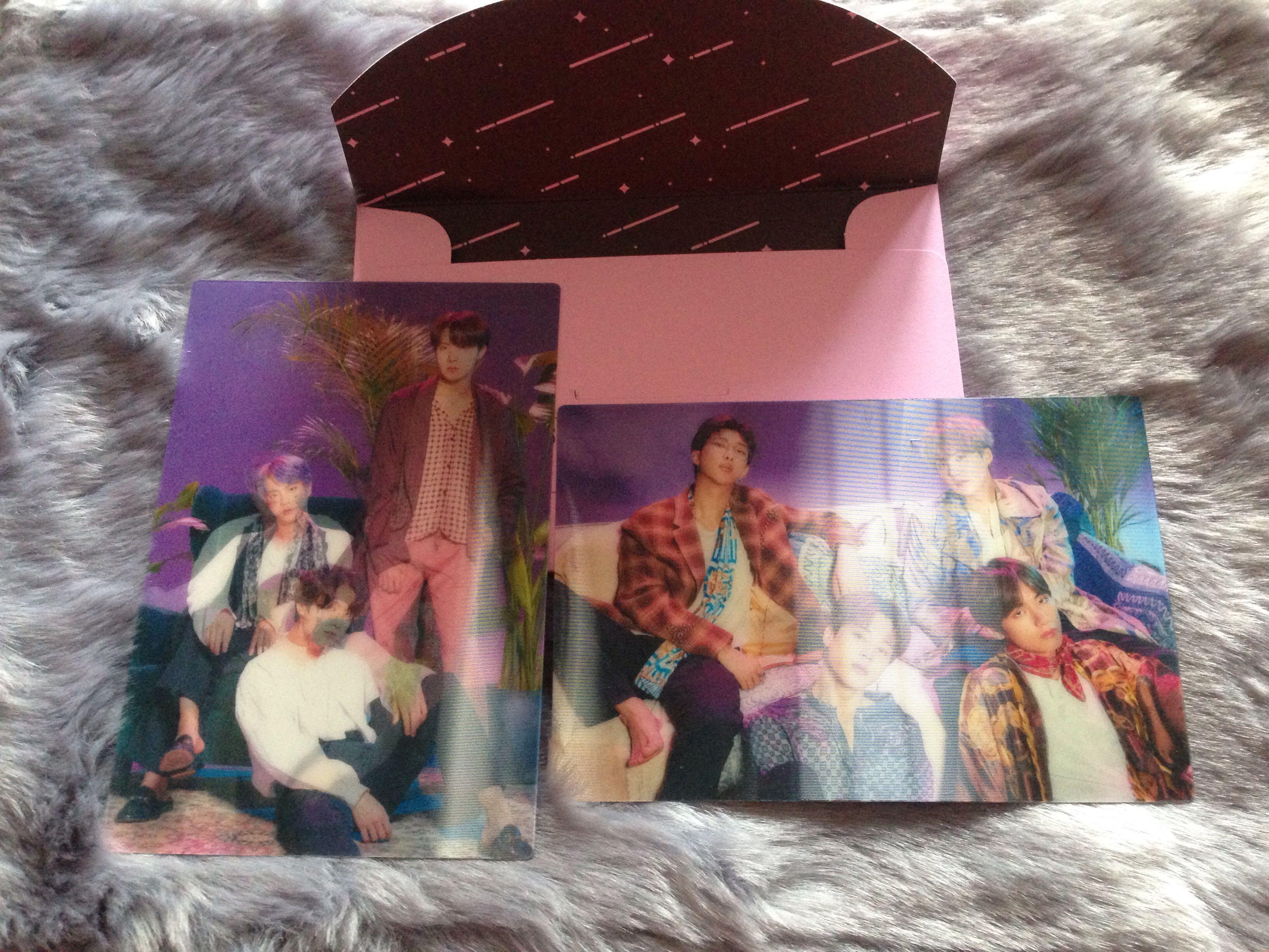 [Loose] BTS 5th Muster Japan MD (Lenticular Postcard Set)