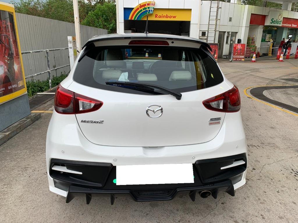 Mazda 2 1.5 Hatchback (A)