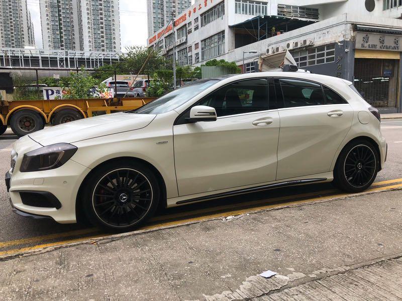 Mercedes-Benz A250 A250 Manual