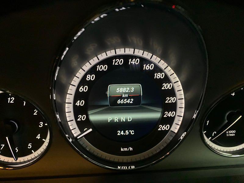 Mercedes-Benz E250 Blue Efficiency Coupe Auto