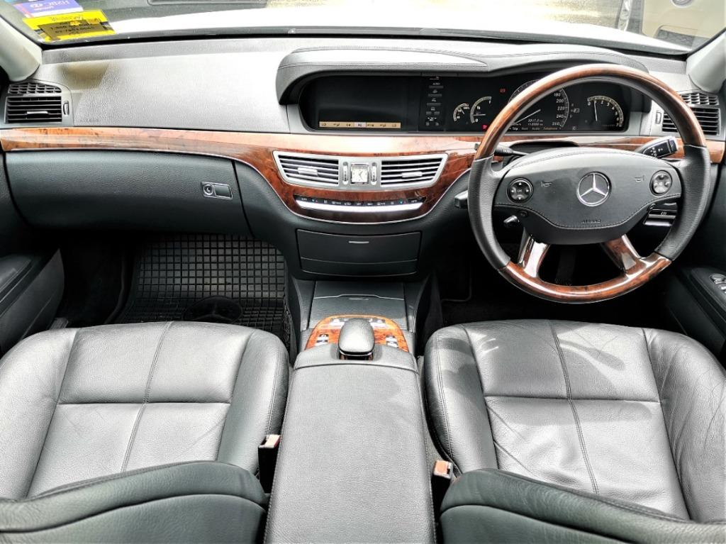 Mercedes-Benz S300L 3.0 AMG Sedan [CKD LOCAL SPRC][ONE OWNER][TIP-TOP]ACTUAL YEAR MAKE 2008