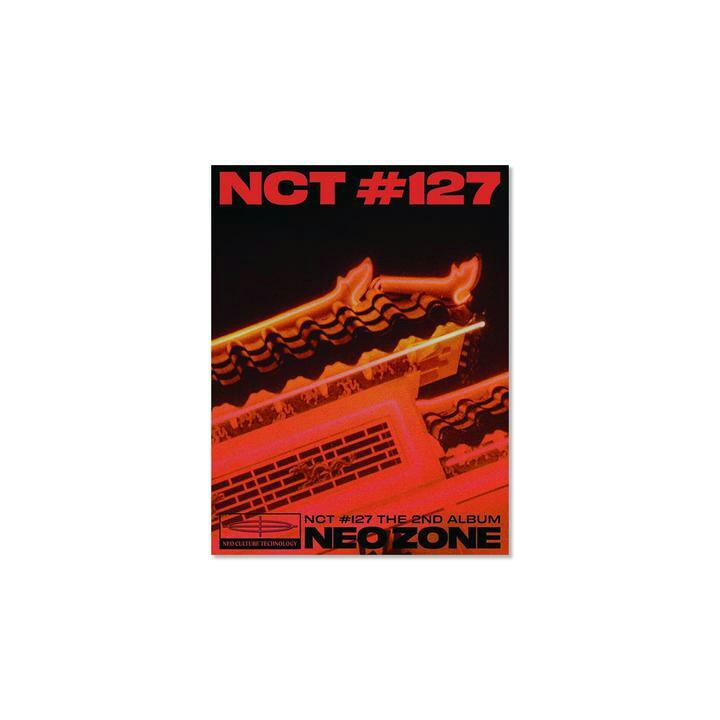 NCT 127 2ND REGULAR ALBUM - NEO ZONE (T VER) NCT nct
