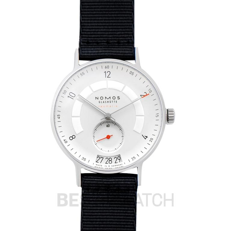 [NEW] Nomos Glashütte Autobahn Neomatik 41 Date Automatic White Dial 41.0mm Men's Watch 1301