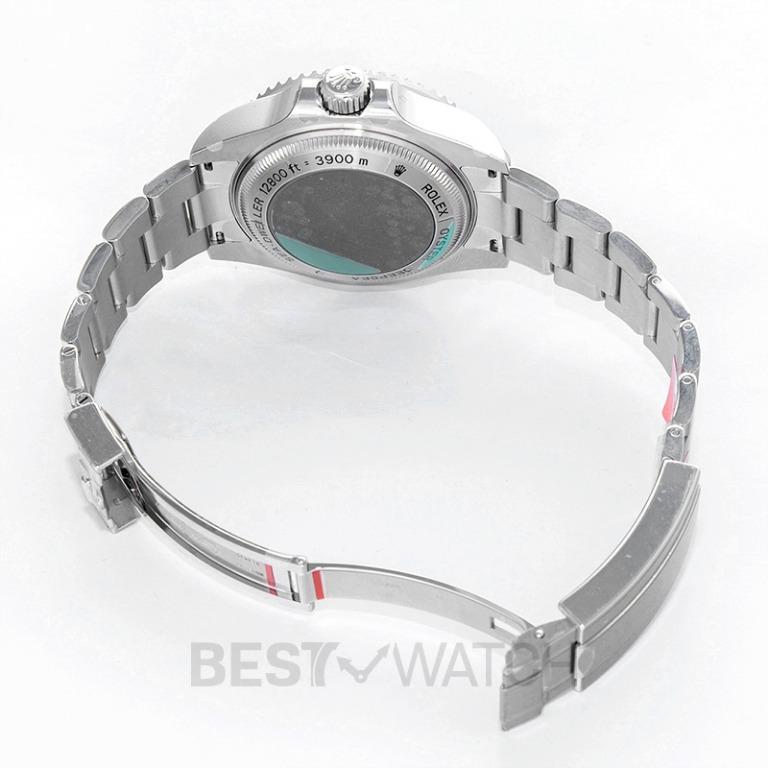 [NEW] Rolex Deepsea Sea-Dweller Stainless Steel Automatic Deep Blue Dial Men's Watch 116660 DB