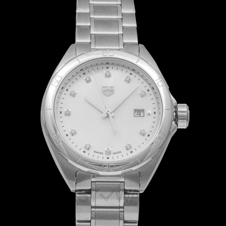 [NEW] TAG Heuer Formula 1 Ladies Quartz Mother Of Pearl Dial with Diamonds Ladies Watch WBJ1419.BA0664