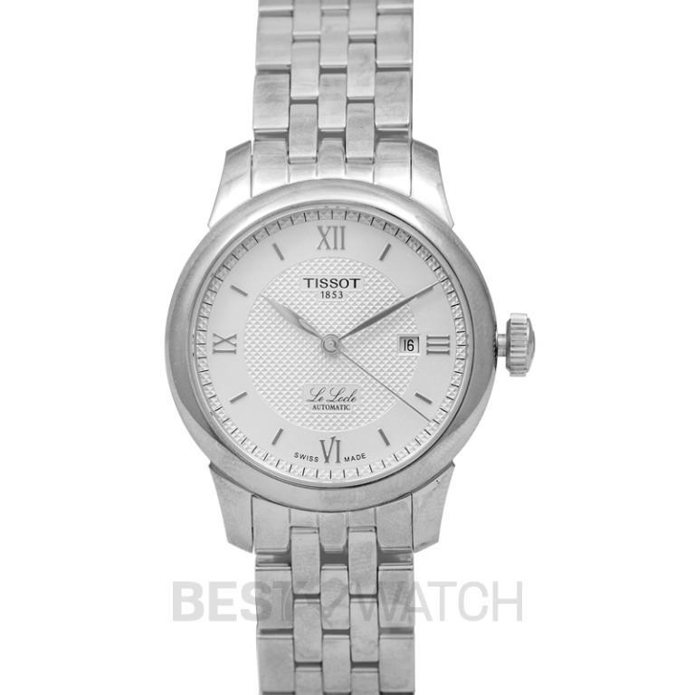 [NEW] Tissot T-Classic Le Locle Automatic Lady (29.00) Automatic Silver Dial Ladies Watch T006.207.11.038.00