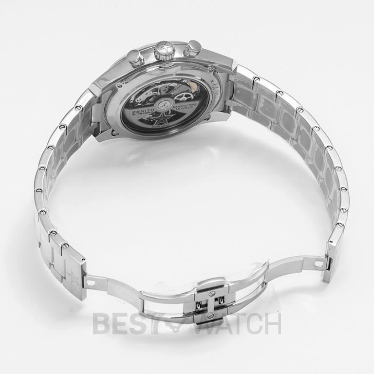 [NEW] Zenith Chronomaster El Primero Skeleton Dial Automatic Men's Chronograph Watch 03.2081.400/78.M2040
