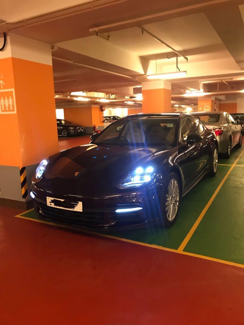 Porsche Panamera 3.0 (A)