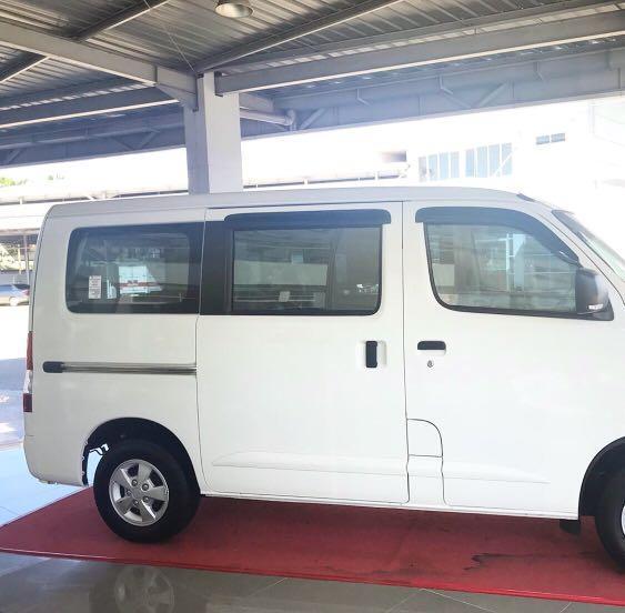 PROMO DP RINGAN Daihatsu Granmax Minibus mulai 13 jutaan