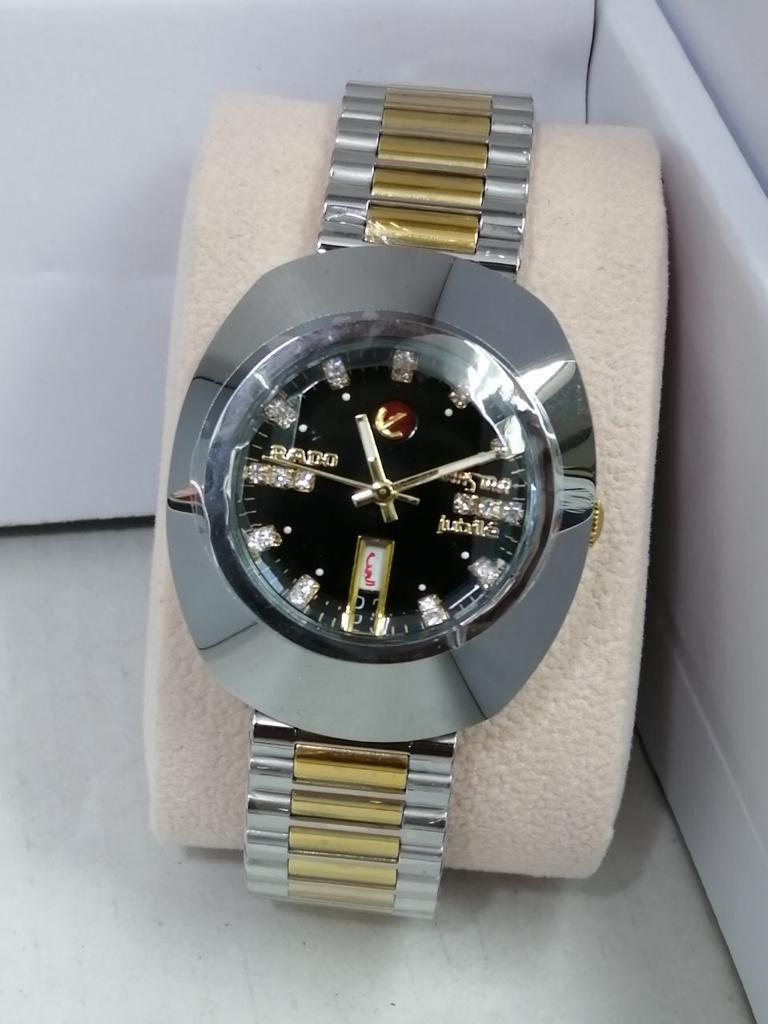 Rado Distar   With box  Automatic ori 1:1  For ladies All function  Stock available