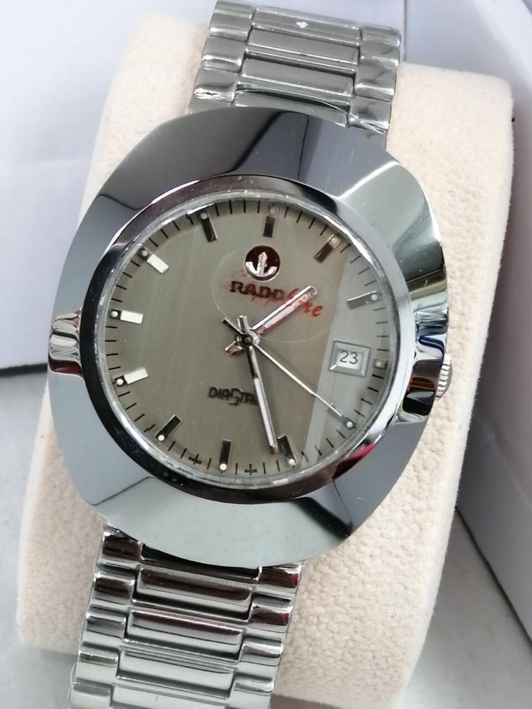 Rolex Rado Distar New model 2020 0With box  Automatic For men  ori 1:1  Sapphir glass 3 colrs Sliver chian