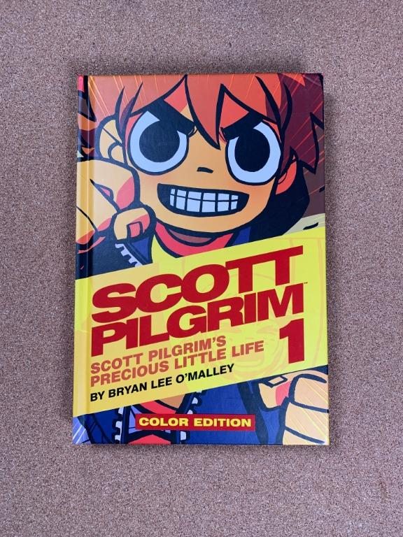 Scott Pilgrim Vol. 1 (of 6): Scott Pilgrim's Precious Little Life - Color Edition
