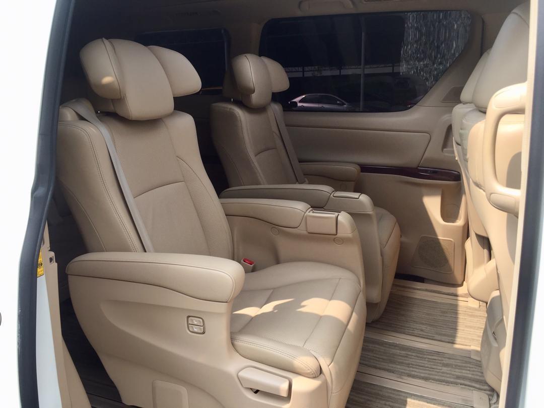 SEWA BELI BERDEPOSIT>>Toyota Vellfire 3.5 VL 7 Seaters Pilot SEAT 2011/2016