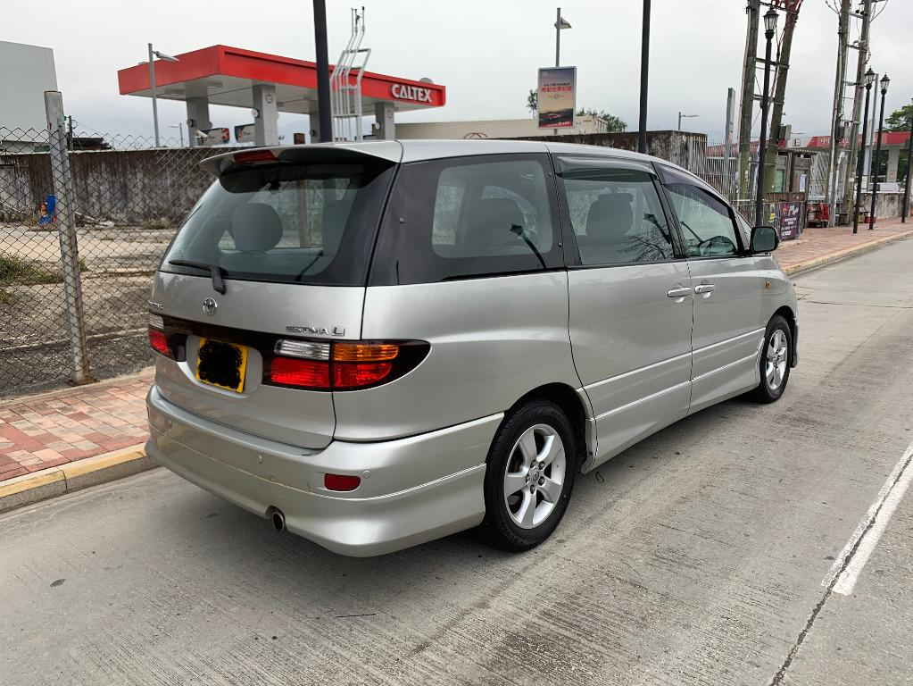 Toyota Estima aeras L 3.0 Auto
