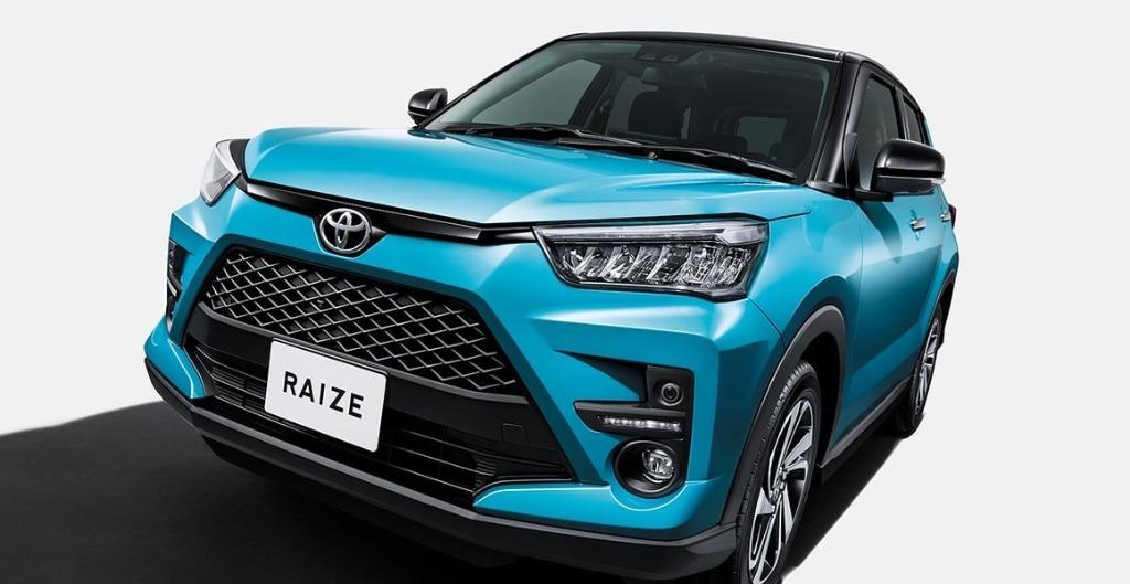 Toyota Raize XS