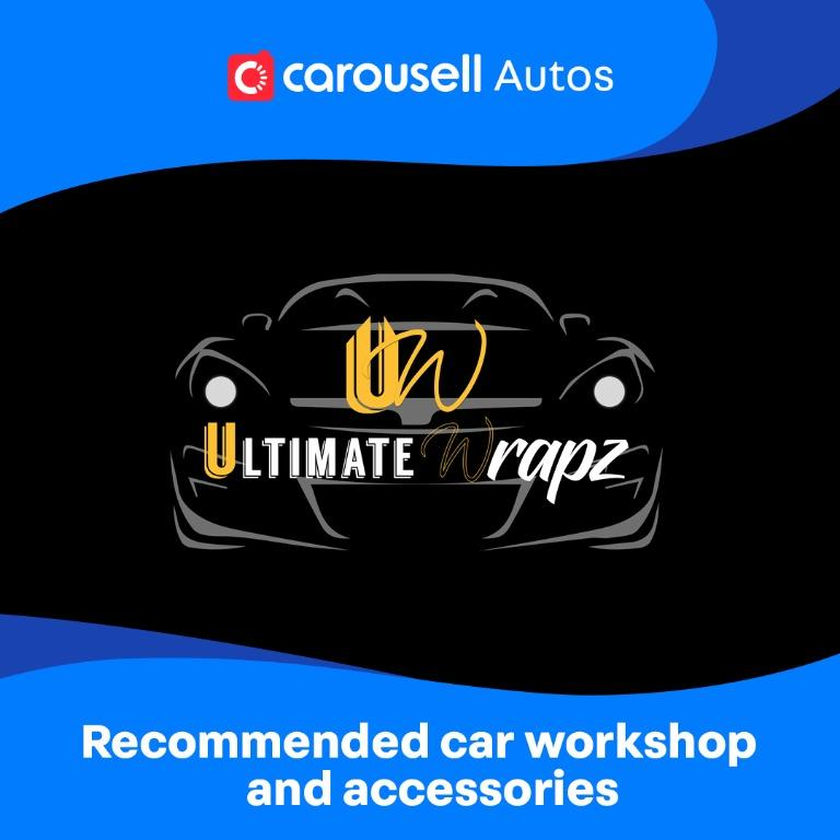 UltimateWrapz - Recommended car workshop and accessories