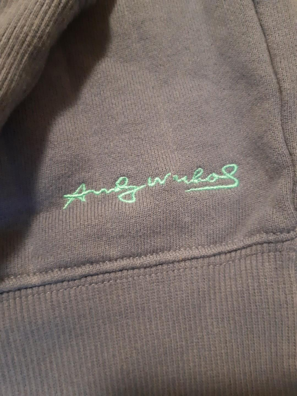 Uniqlo Andy Warhol Campbell's Tomato Soup Sweatshirt | Sprz NY