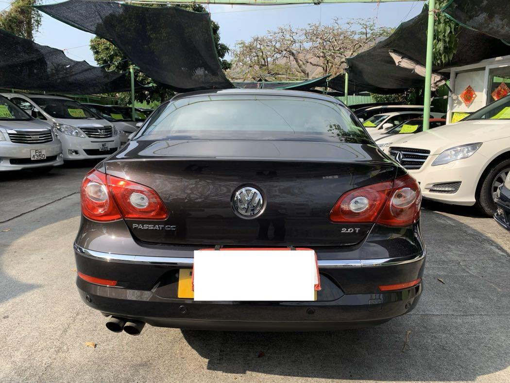 Volkswagen Passat 2.0 CC TSI Auto