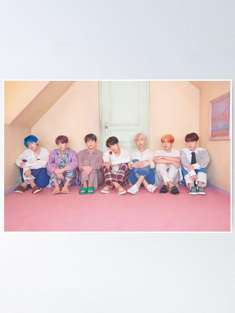 [WTS] Unsealed BTS MAP OF THE SOUL: PERSONA Version 3 Album