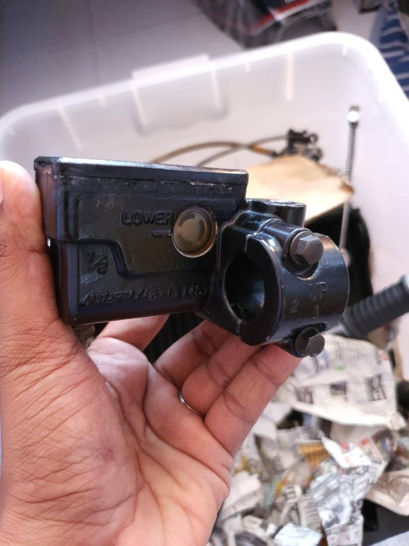 Yamaha NISSIN RXZ/ RXK Master Pump