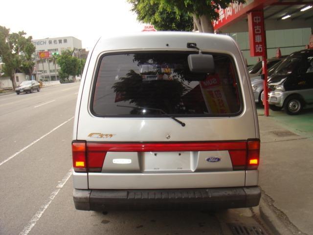 10 載卡多Econovan 2.0廂銀~豪華風尚型.祇跑12萬極省油~車極美!