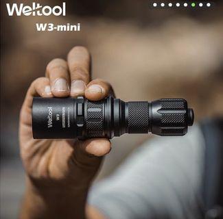 Weltool W3 Back in stock  !! Last order !!白激光電筒始祖(Acebeam w30同原理)