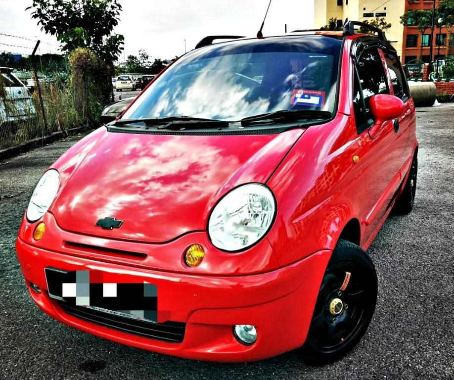 2005 CHEVROLET SPARK 800 (M) CASH CASH CASH ONLY ~~!!!