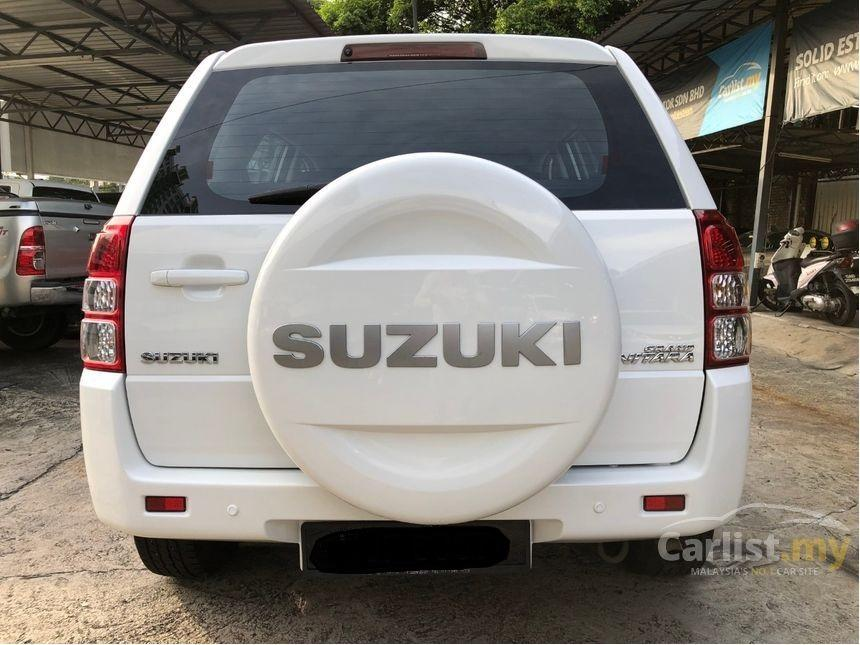 2010 Suzuki Grand Vitara 2.0 (A) One Owner Facelift Model  http://wasap.my/601110315793/Vitara2010
