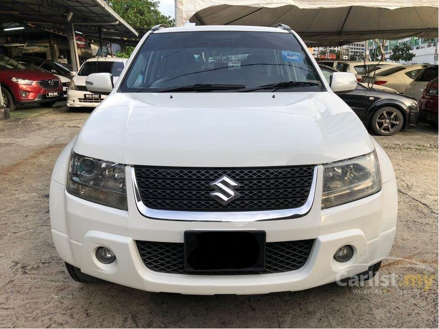 2010 Suzuki Grand Vitara 2.0 (A) One Owner Facelift Model  http://wasap.my/601110315793/Vitara2010