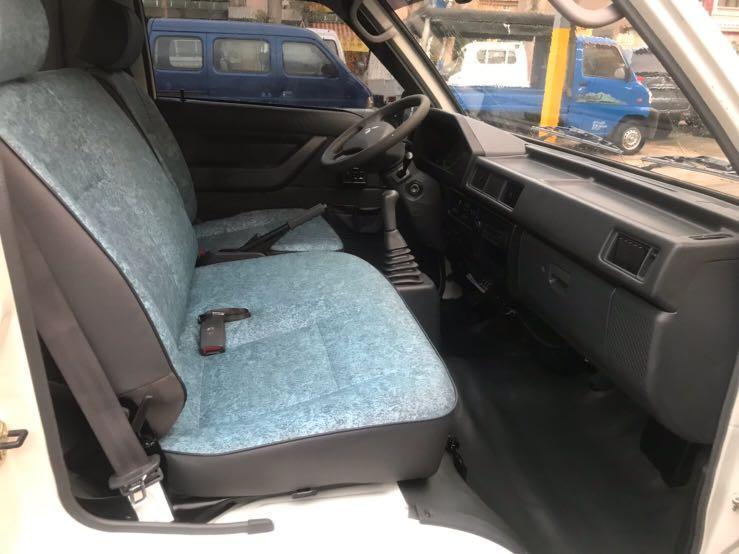 2014年 新得利卡2.4cc 冷凍車