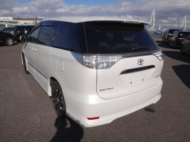 2015 TOYOTA ESTIMA 2.4 AERAS BERRY LIMITED EDITION