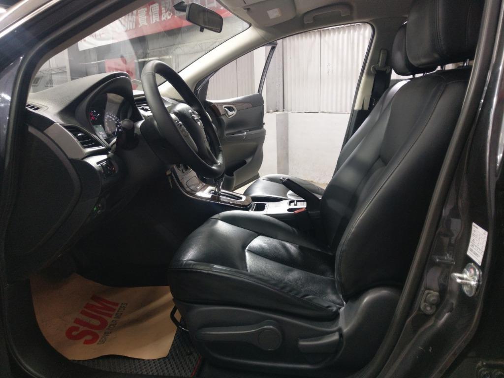 ✨✨ 超級熱賣 2015年 Sentra 1.8 ✨✨限時優惠25.8萬實車實價 全貸 超貸 找錢