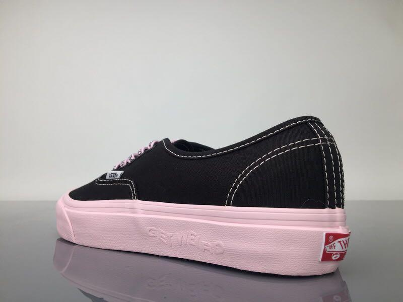 Anti Social Social Club x Vans Vault OG Authentic LX