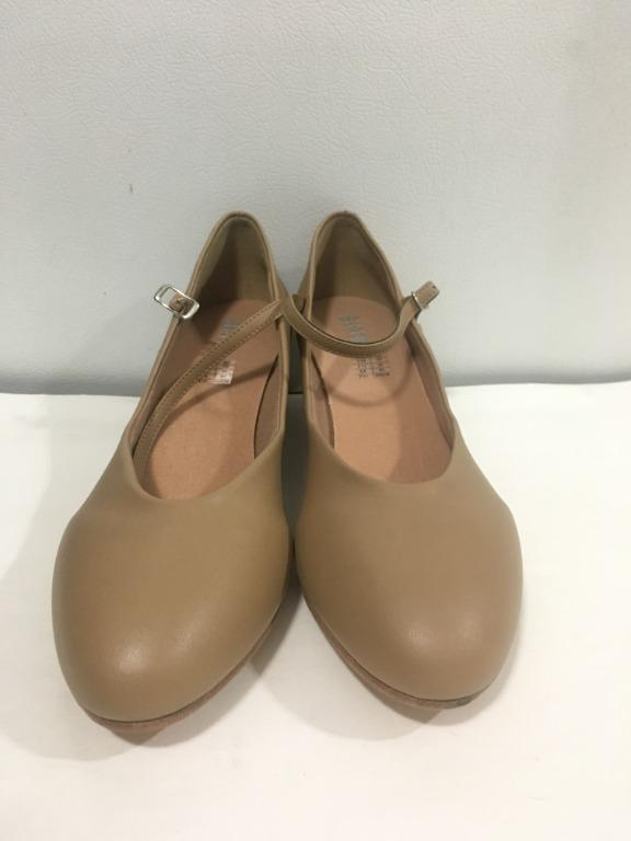 Bloch Dance Women's Broadway Lo Character Shoes (Size 11.5)