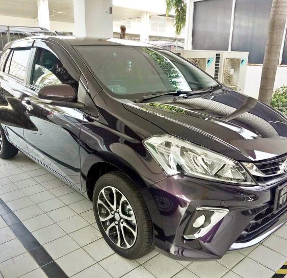 DP RINGAN Daihatsu Sirion mulai 18 jutaan. Daihatsu Pamulang