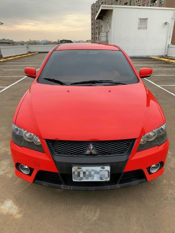 FB搜尋:唐老大.二手車庫 Mitsubishi Lancer Fortis 2010款 手自排 1.8L