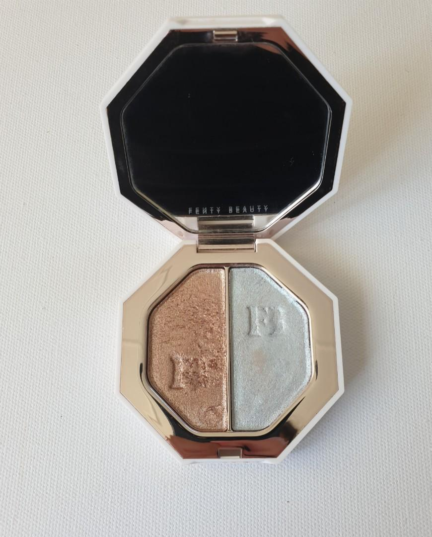 Fenty killawatt highlighting duo - SAND CASTLE/MINT'D MOJITO