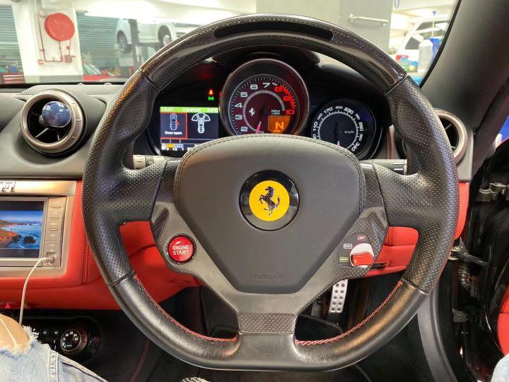 Ferrari California (A)