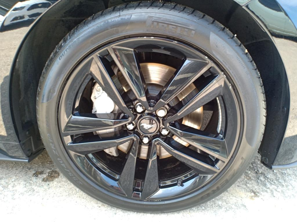 FORD MUSTANG 2.3 ECOBOOST SHAKERPRO ALL BLACK (A) OFFER UNREG 2016