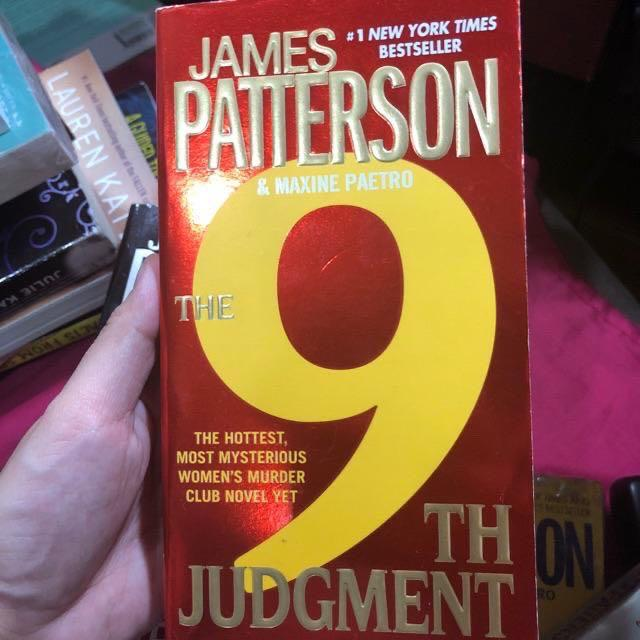 James Patterson's Women's Murder Club Novels: 4th of July, 5th Horseman, 6th Target, 7th Heaven, 8th Confession, 9th Judgement