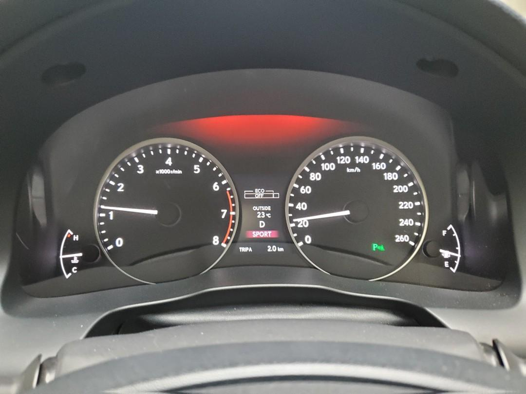 Lexus ES250 Luxury (A)