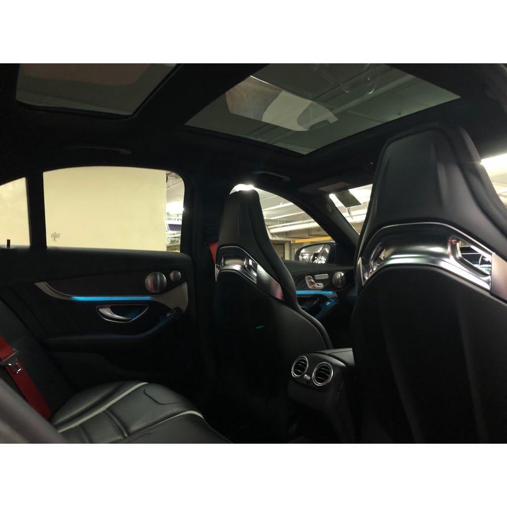 Mercedes-Benz C63 S Auto