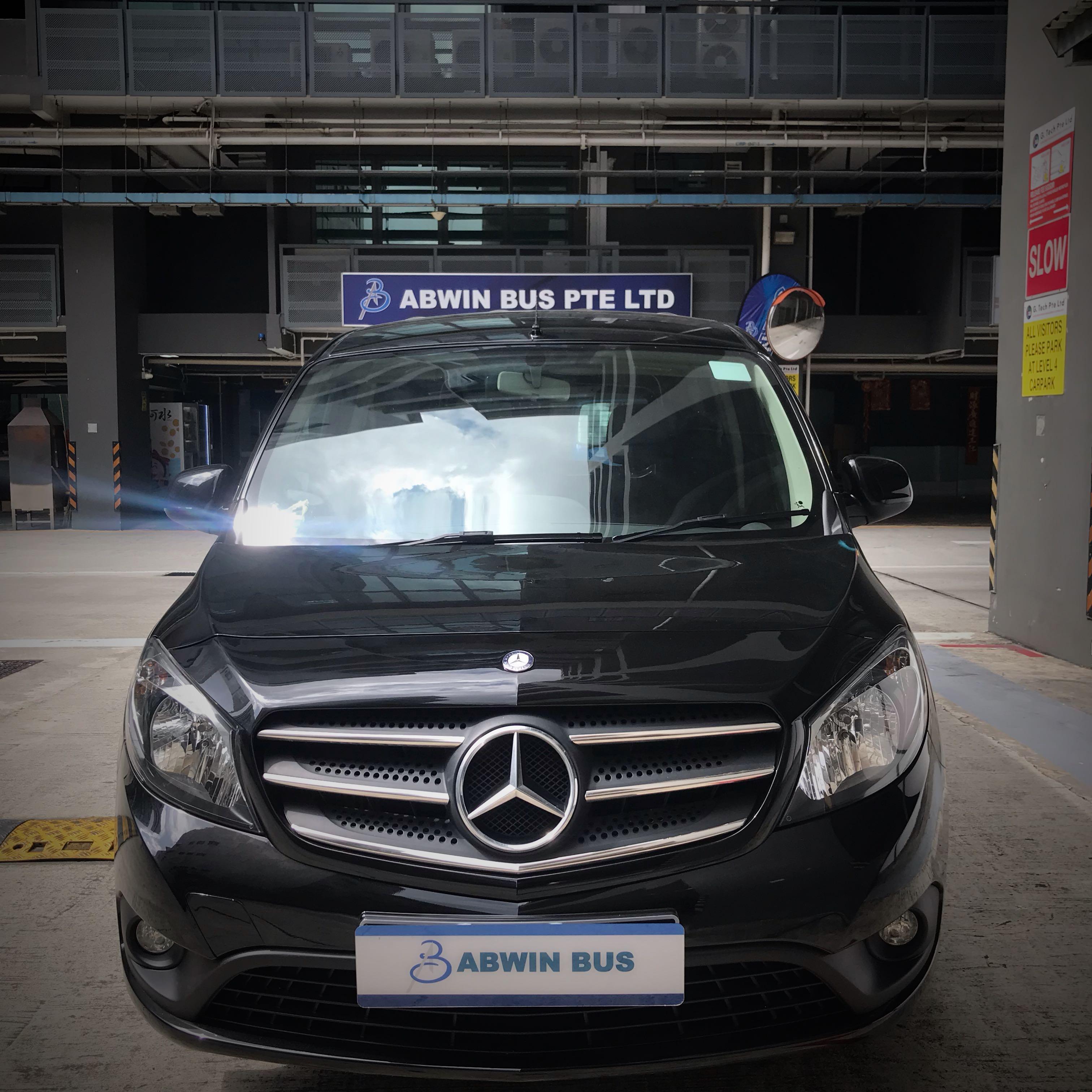 Mercedes-Benz Citan 109CDI Extra-Long 2 Seater Manual