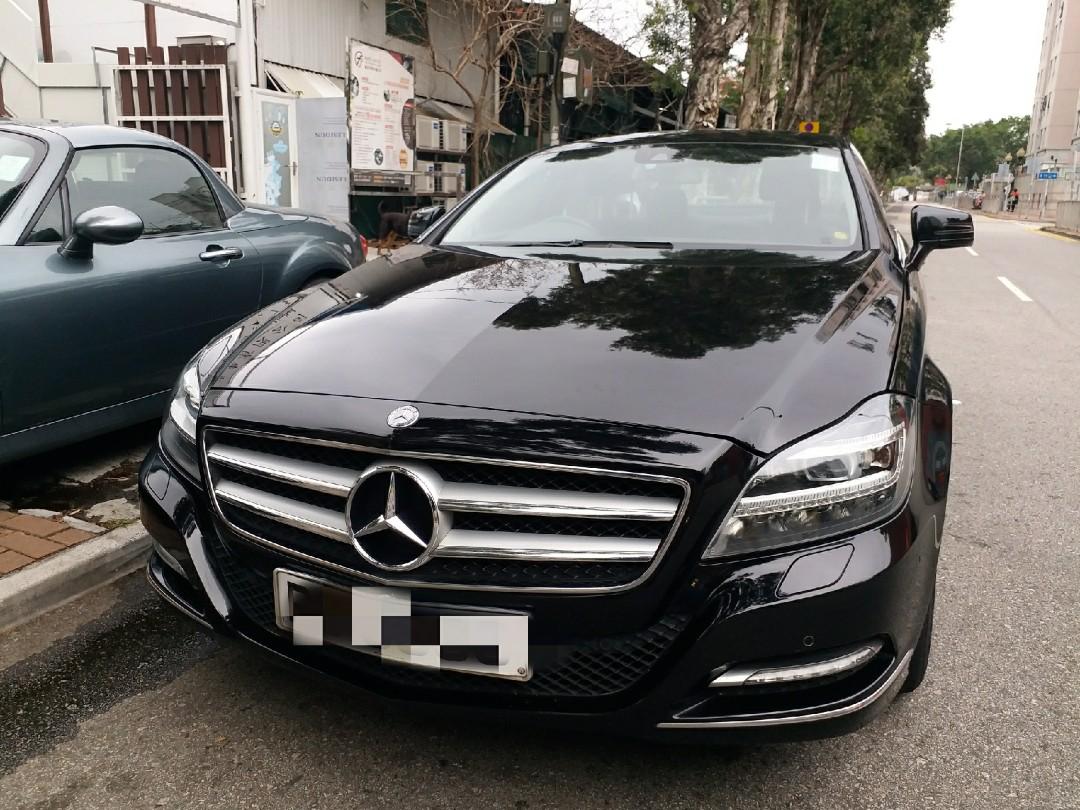 Mercedes-Benz CLS350 Shooting Brake 7G-Tronic Auto