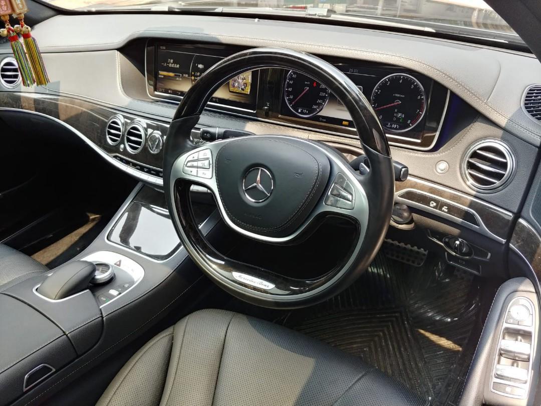 Mercedes-Benz S500L 5.0L (A)
