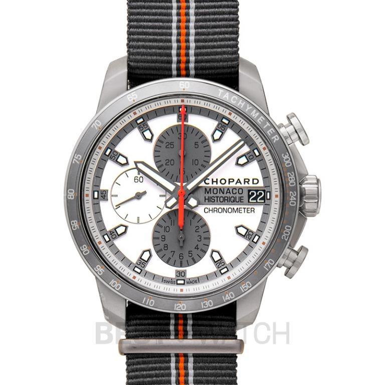 [NEW] Chopard Grand Prix de Monaco Historique 2016 Race Edition Automatic Men's Watch 168570-3002