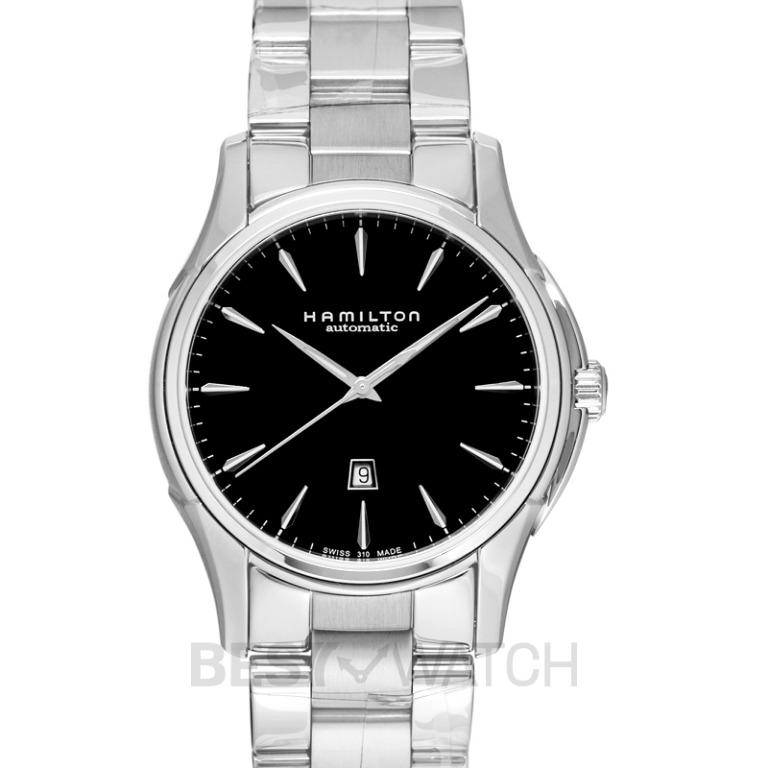 [NEW] Hamilton Jazzmaster Viewmatic Automatic Black Dial Stainless Steel Ladies Watch H32315131