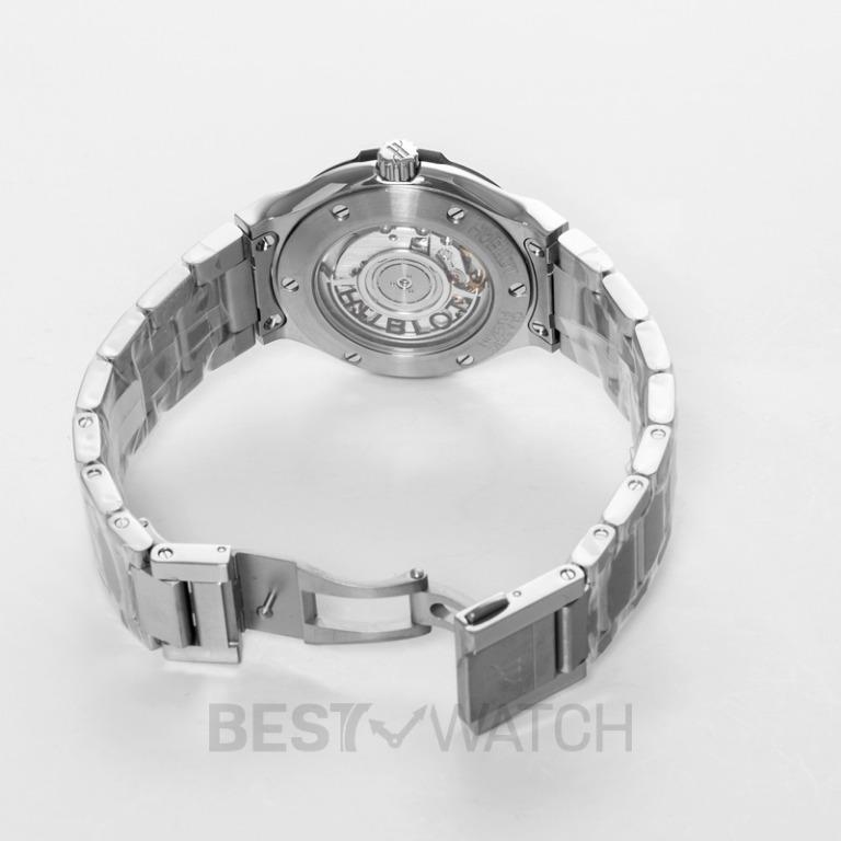 [NEW] Hublot Classic Fusion Titanium Bracelet Automatic Black Dial Men's Watch 568.NX.1170.NX