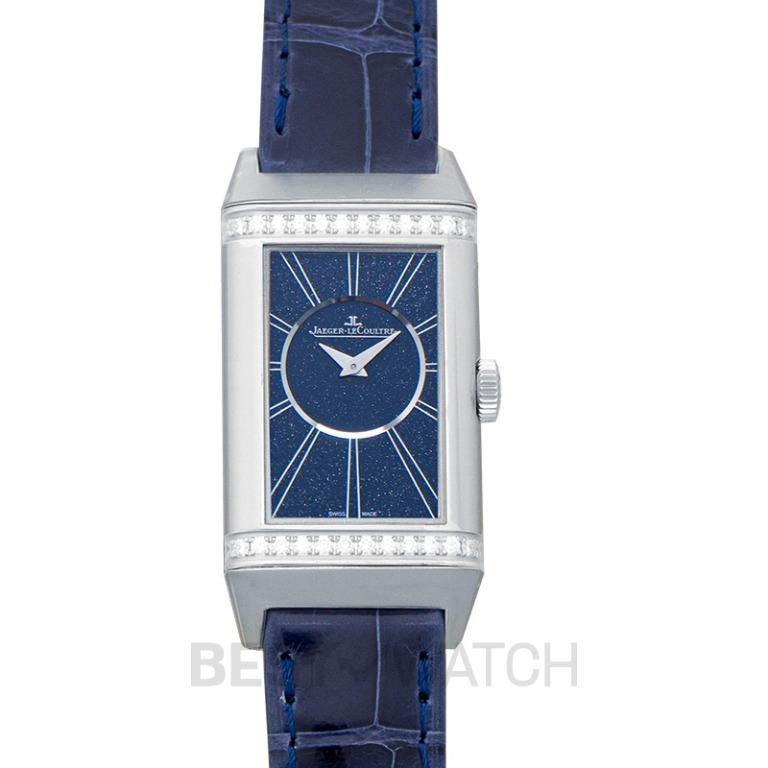 [NEW] Jaeger LeCoultre JAEGER-LECOULTRE  Reverso One Duetto stainless steel and diamond watch Q3348420